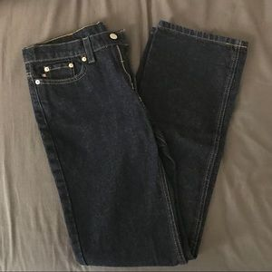 Dark Blue Ralph Lauren Jeans